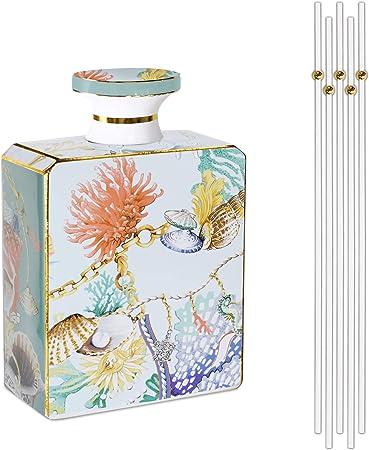 Baci Milano – Botella Magnum de porcelana con baquetas – 3,5 l – ST.Tropez- 19 x 9 x 26,5 cm – BTMAGN.TRO01: Amazon.es: Hogar