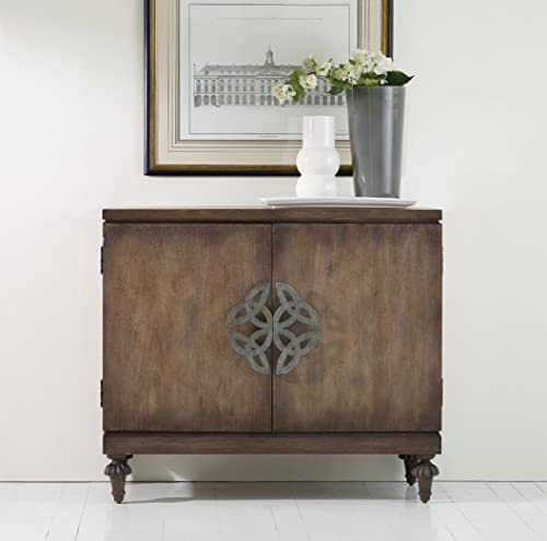 Hooker Furniture Melange Savion Chest, Dark Wood