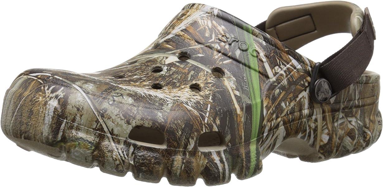 c1edd502d33f60 crocs Unisex Offroad Sport Realtree Max-5 Clog