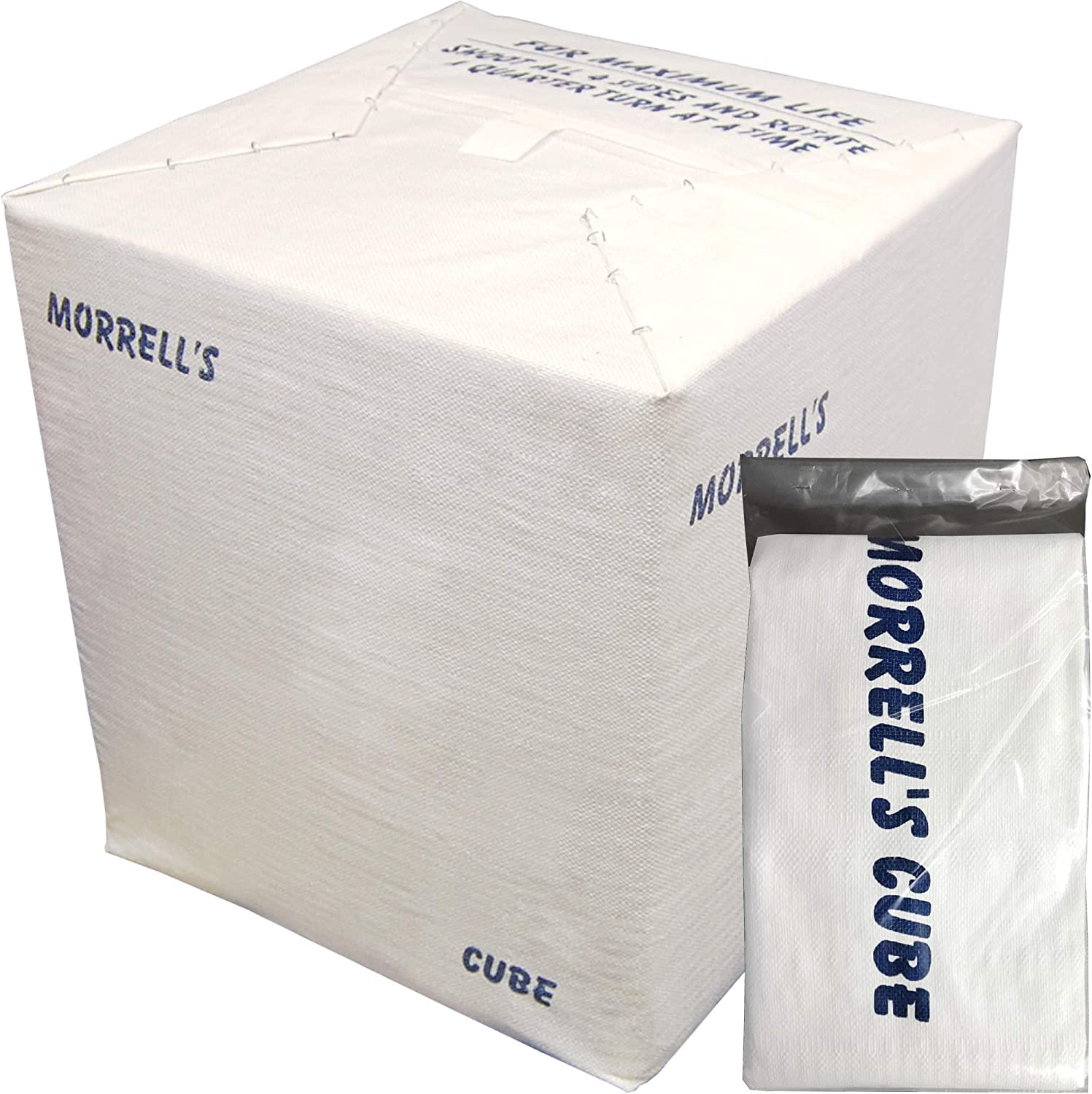 Morrell Commercial Indoor Range Cube Archery Target Replacement Cover (Cover ONLY)