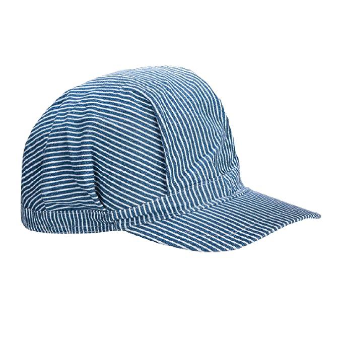 8bc68fcf8d7 Amazon.com  Child s Train Engineer Hats (6pk)   Conductor Hats ...