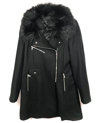 Zara abrigos mujer 2017