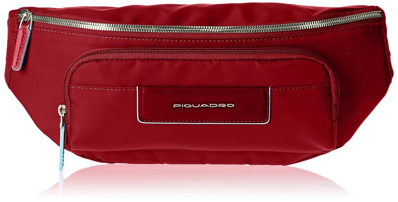 Piquadro Ca2174ce, Borsa a Mano Unisex-Adulto, 8x13x33 cm (W x H x L) Unisex adulto Rosso CA2174CE/R