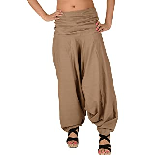 7d9ee211038e3 Amazon.com: Siam Secrets Unisex Alibaba Harem Beach Yoga Pants One ...