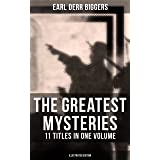The Greatest Mysteries of Earl Derr Biggers – 11 Titles in One Volume (Illustrated Edition): Charlie Chan Books, Seven Keys t