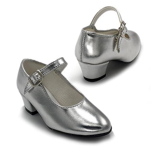 3addd4bd4 FLAMENKITAS Calzado de Danza Para Mujer - Zapatos Flamenca Correa ...