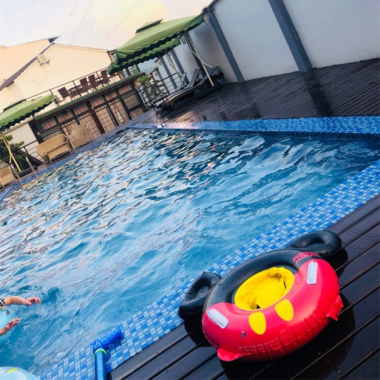 Amazon.com: NF - Flotador de natación con diseño de Mickey ...