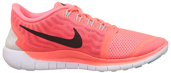 Nike Free 5.0 Women's Running Shoe Color:Hot LavaLava