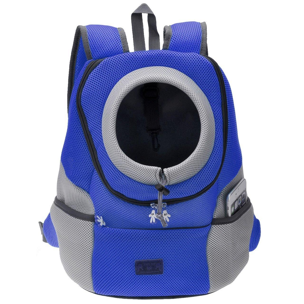 ayliss Pet transporteur avant de chien chat sac de voyage sac à dos Convient pour les animaux jusqu'à 10kg AAUK15706