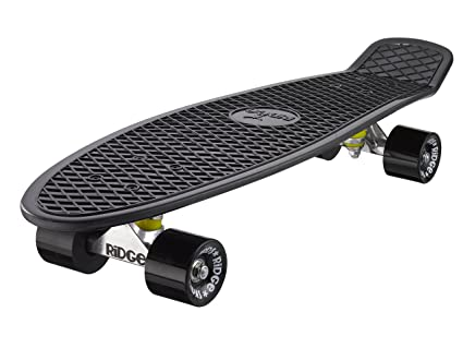Ridge Skateboards 27 Inch Big Brother Retro Cruiser Skateboard - UK  Manufactured 067defae002