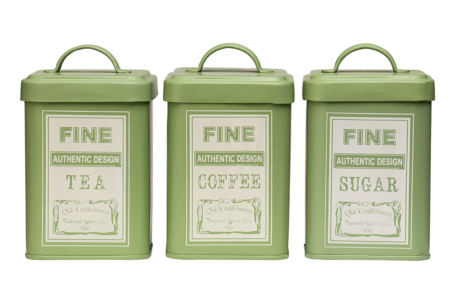 100 green kitchen canisters retro kitchen decor and 1950