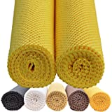 """Medipaq® 2x Gripper Rolls - Each one is 12"""" wide x 75"""" long (190 x 30.5cm) = OVER 11,600 cm2 in total - ULTIMATE Extra Thick 400 gsm - Floor, Mat, Tray, Drawer Grip - 100's of Other Household and In-Car Uses!"""