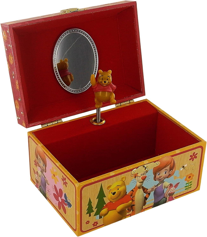 Disney Winnie the Pooh - Caja de Música Winnie -: Amazon.es ...