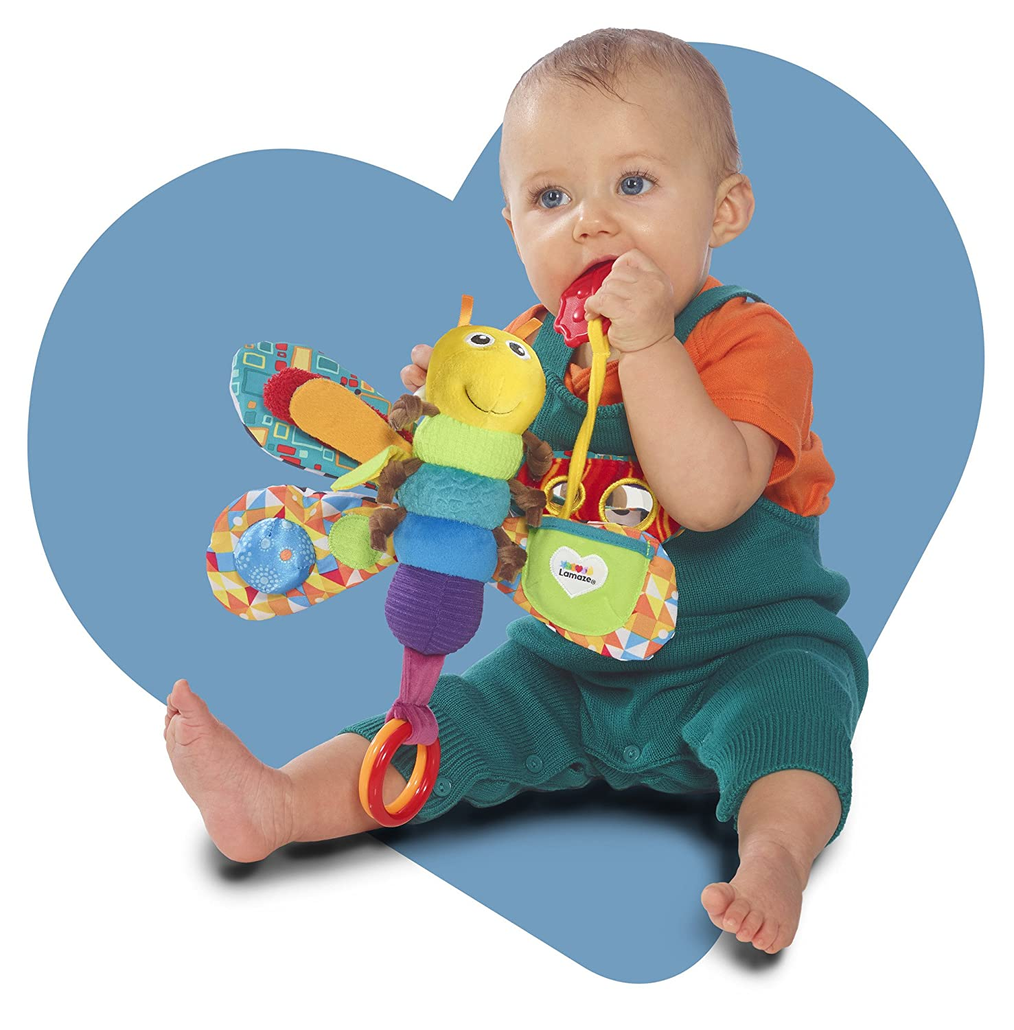 Amazon Lamaze Fred The Firefly Baby