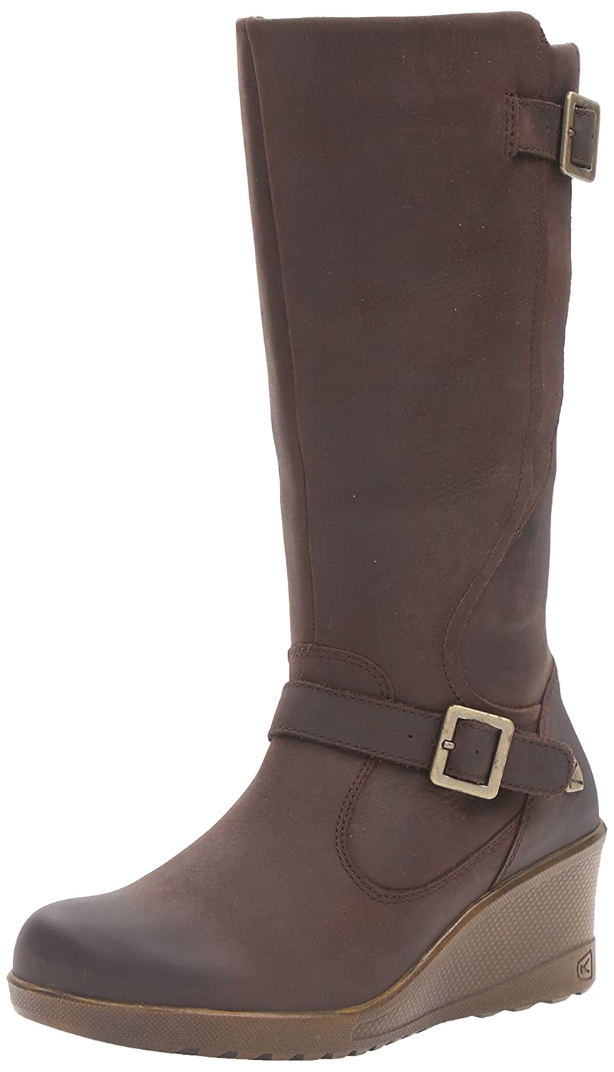 KEEN Women's Scots-w Boot B019HDPS7U 10 B(M) US|Coffee Bean