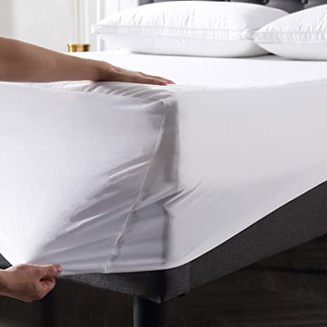 Classic Brands Defend-A-Bed Premium Waterproof Mattress Pad