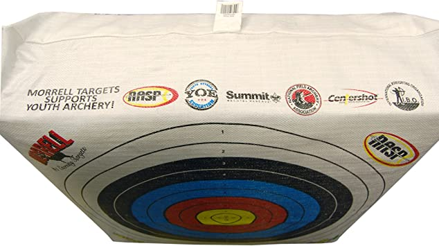New Morrell Youth Deluxe GX Field Point Archery Bag Target