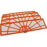 Paquet avec 4 filtres standard pour Neato Botvac de Hannets®