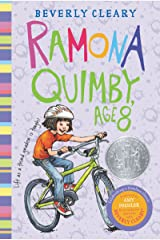 Ramona Quimby, Age 8 Kindle Edition