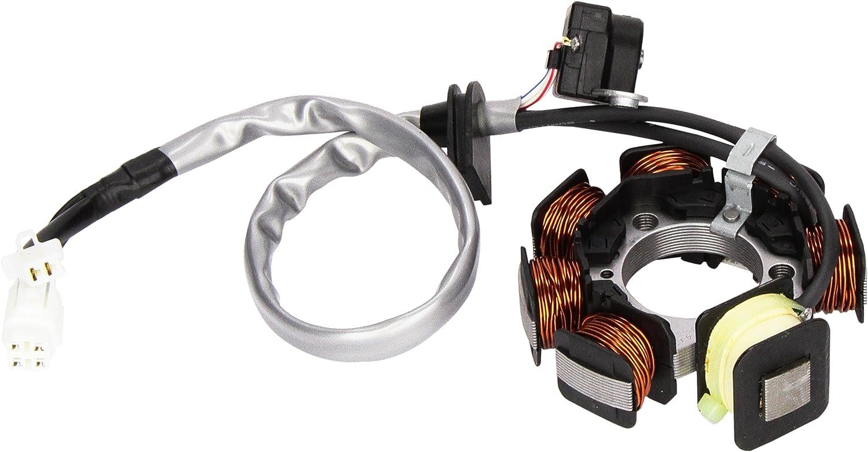 Ignition Coil for Yamaha PW50 Zuma CW50 TW200 Trailway Razz SH50 Vino 50 125 YJ50 YJ50RR YJ125