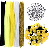 DOITEM 500 pcs Craft Pipe Cleaners Paquete