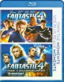 Fantastic 4 / Fantastic 4: Rise of the Silver Surfer [Blu-ray]