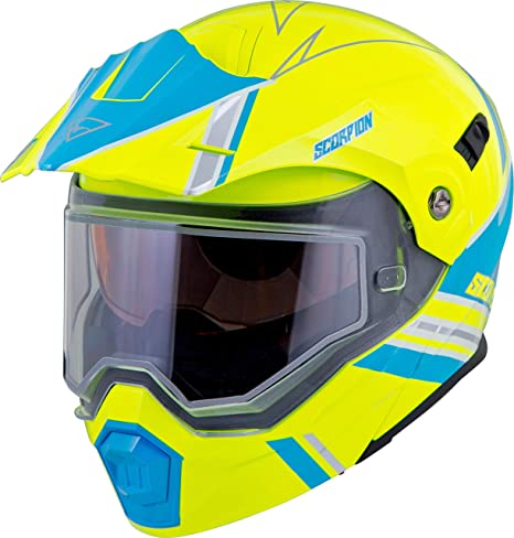 Amazon.com: Scorpion EXO-AT950 Teton - Casco de moto para ...