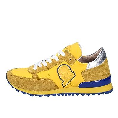 Invicta Chaussures de Sport Femme Textile Jaune 35 EU  Amazon.fr ... 5aa3f5c32cd