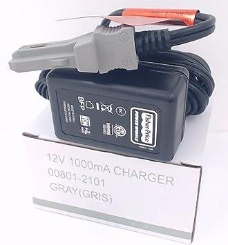 Amazon.com: Power Wheels 00801–1778 Cargador 12V: Toys ...