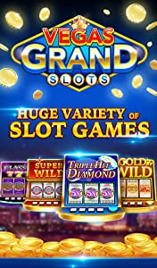 Vegas Grand Slots by Zentertain Limited