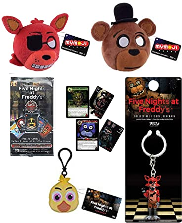 Amazon.com: Funko Clip Chica FNAF Five Nights at Freddys ...