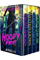 Moody & The Ghost - Books 1-4 (Moody Mysteries) Kindle Edition