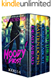 Moody & The Ghost - Books 1-4 (Moody Mysteries)