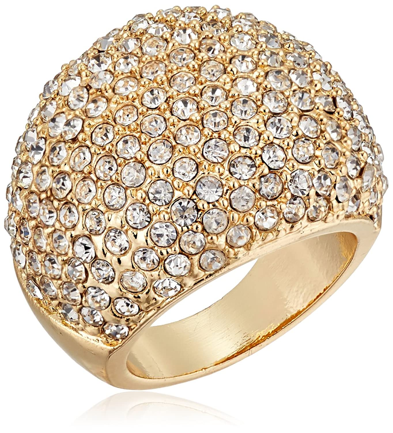GUESS Stones Ring, Size 7