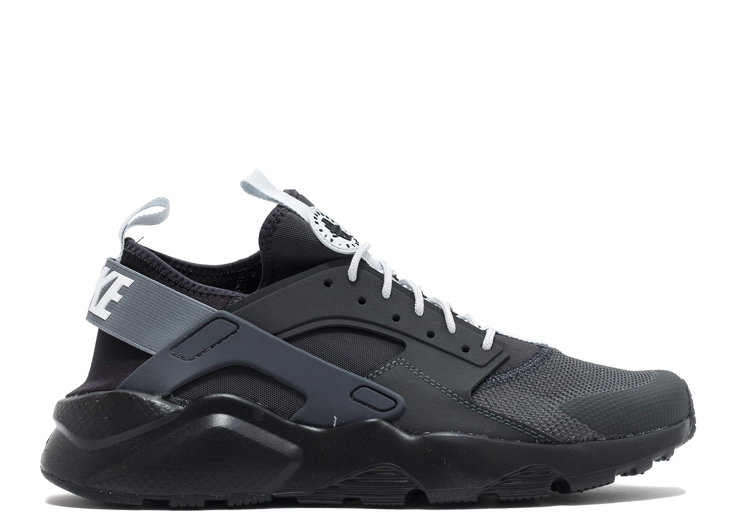 finest selection bef33 0456c Galleon - NIKE Mens Air Huarache Run Ultra Low, Anthracite Black-Black-White,  Size 11.5