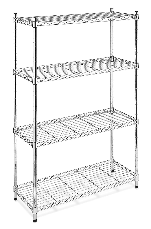 Edsal Urs 245 Workforce Heavy Duty Steel Storage Rack Review