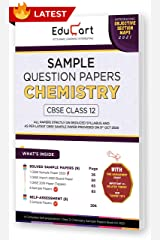 Educart CBSE Class 12 Chemistry Sample Question Papers 2021 (As Per 9th Oct CBSE Sample Paper) Kindle Edition