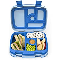 Bentgo Kids Children's Lunch Box - Leak-Proof, 5-Compartment Bento-Style Kids Lunch Box - Ideal Portion Sizes for Ages 3…