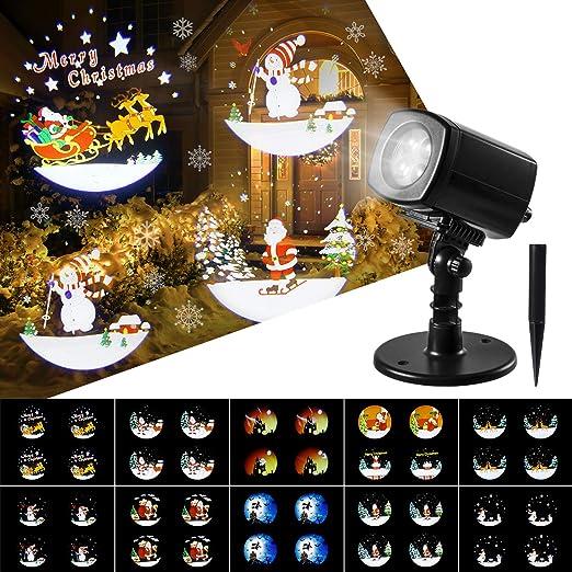 OxyLED LED Lámpara de luces, Mover LED de proyección automática ...