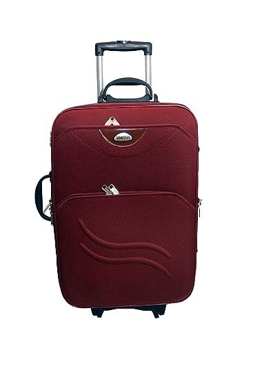 U UNITED Metal Expandable Trolley Bag: Amazon.