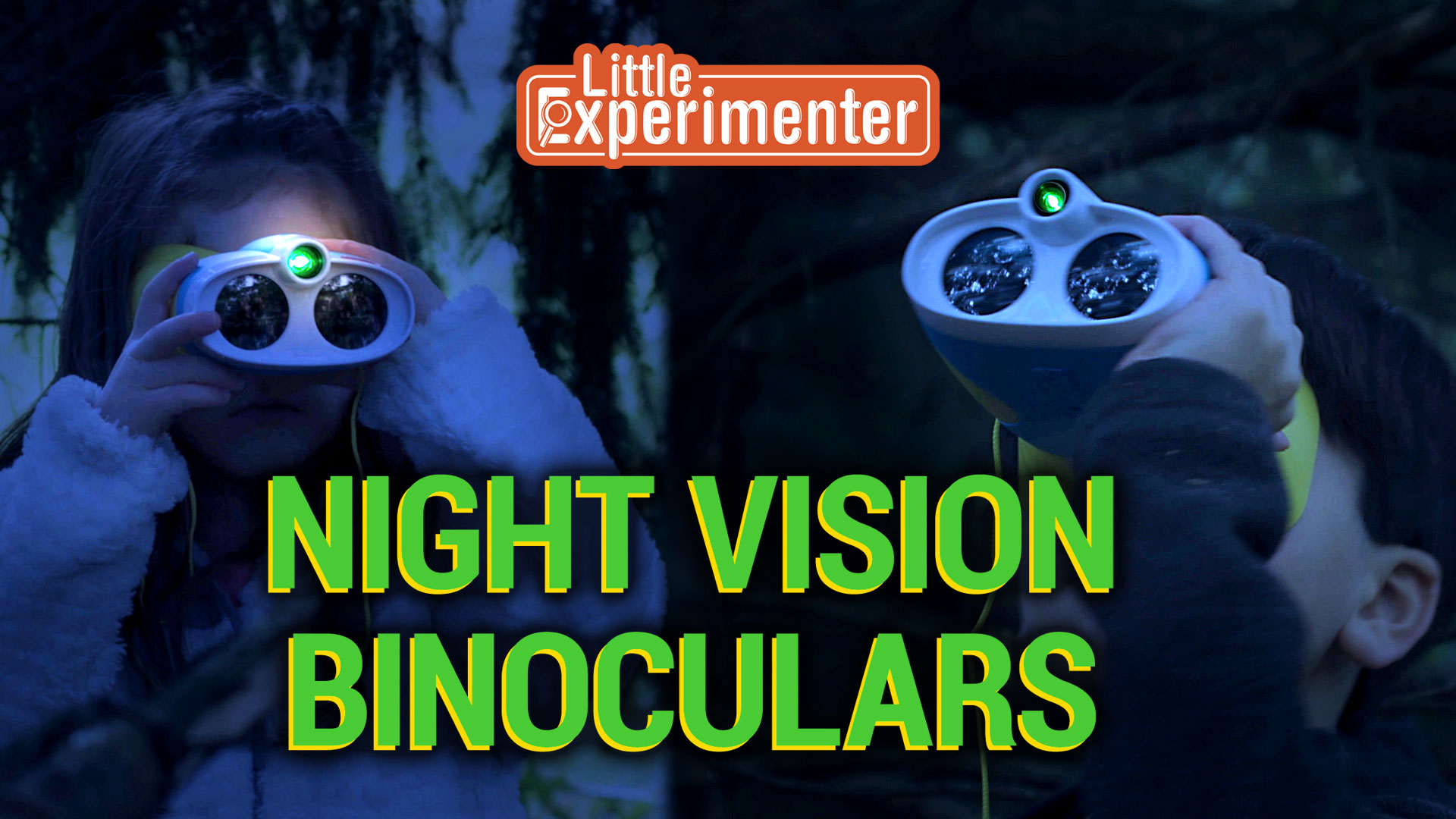 Littler Experimenter Night Vision Binoculars