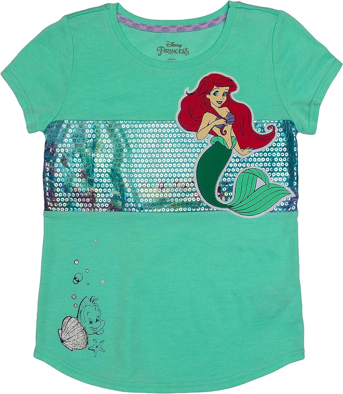 Disney/'s Princess Ariel Little Mermaid T-Shirt Officially Licensed Disney