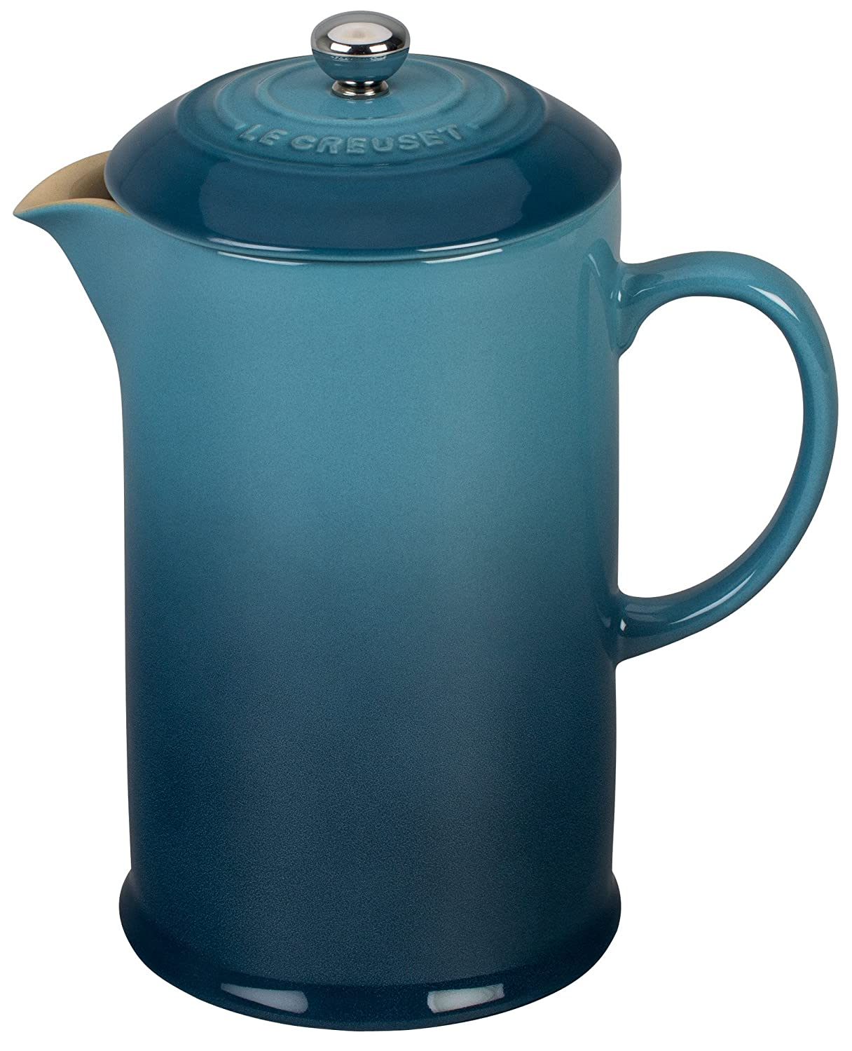 Le Creuset Unisex French Press Black French Press PG8200-1031