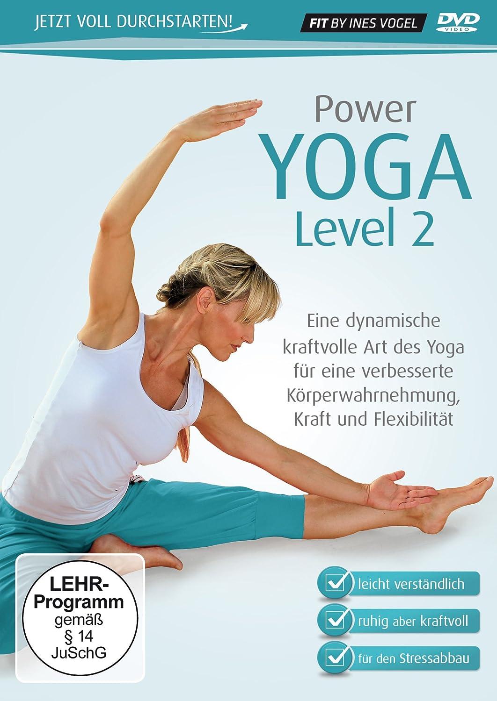 Power Yoga Level 2 [Alemania] [DVD]: Amazon.es: Ines Vogel ...