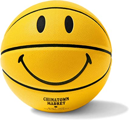 Chinatown Market Smiley - Balón de Baloncesto: Amazon.es: Deportes ...