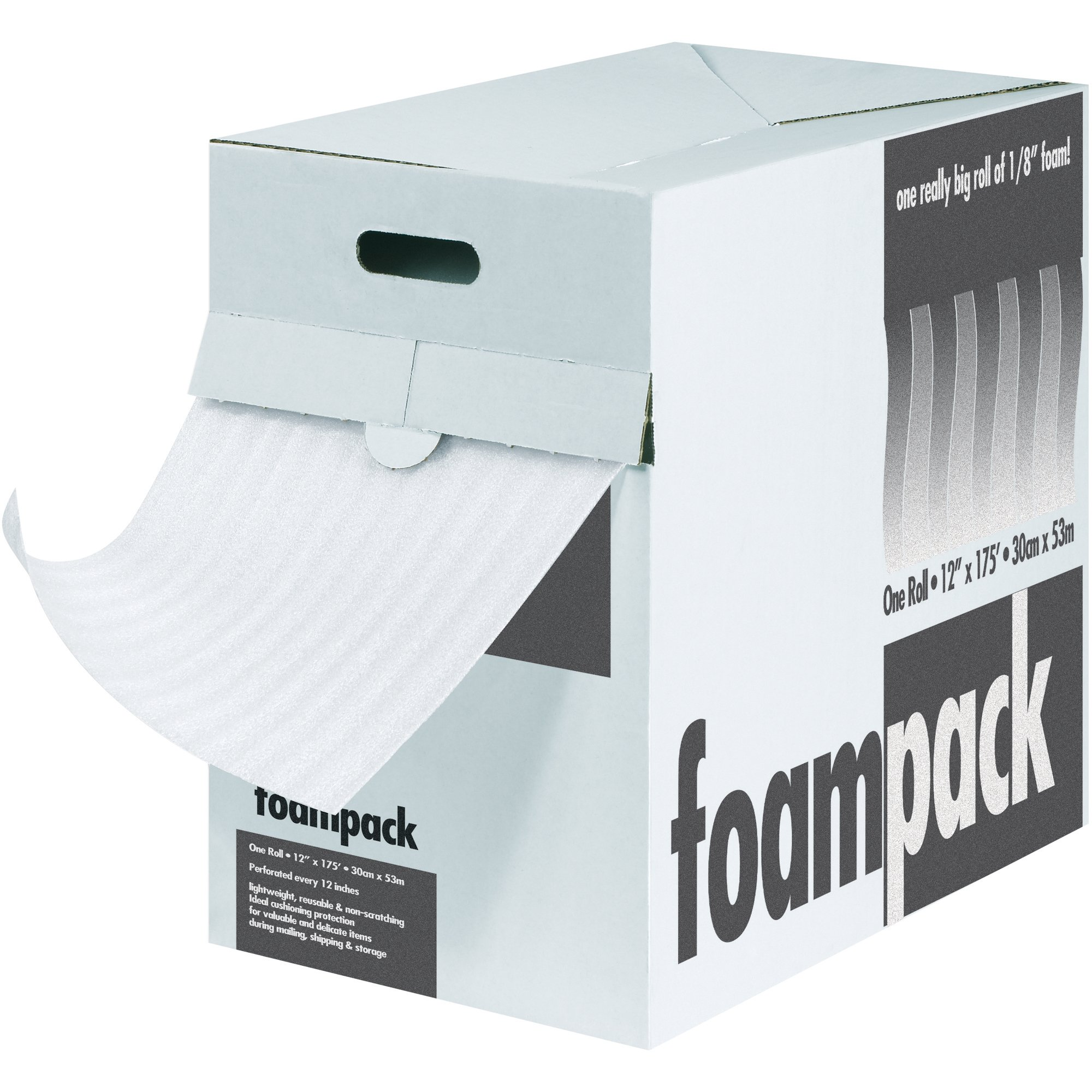 Boxes Fast Cushion Foam Dispenser Pack for Moving