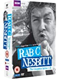 Rab C Nesbitt -The Complete Series 1-8 Box Set [DVD]