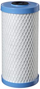 "Pentek EPM-BB Carbon Block Filter Cartridge, 9-3/4"" x 4-5/8"", 10 Microns"