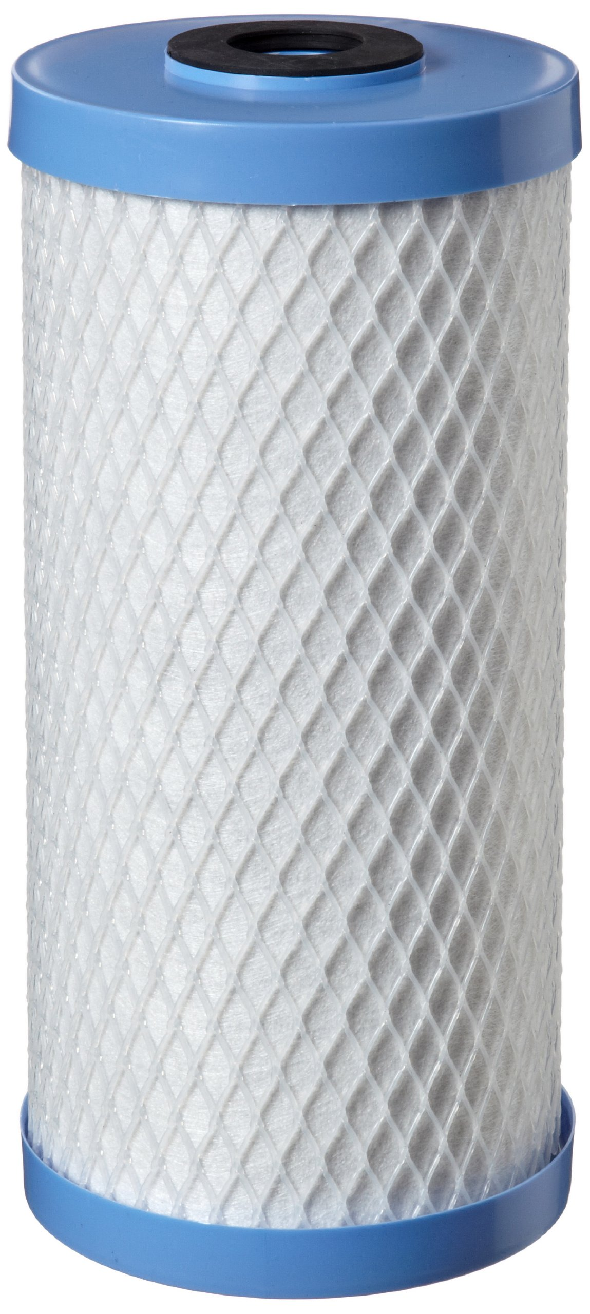 4 Pack Fits Pentek CB1-10 Compatible 1 Micron Standard 10 Carbon Water Filter 255382-43