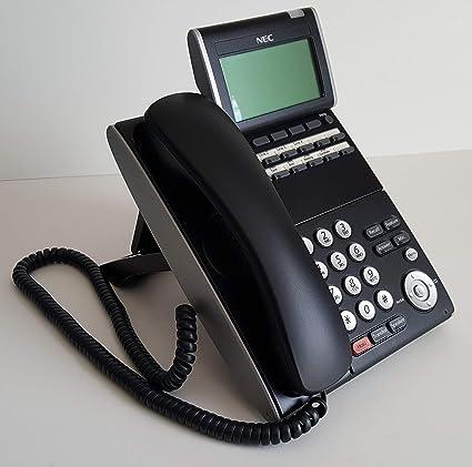 NEC DLV XD Z Y BK Telephone IP3NA 12TXH TEL